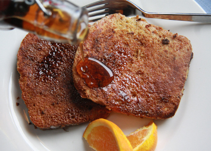Breakfast For Dinner: Orange Brule French Toast