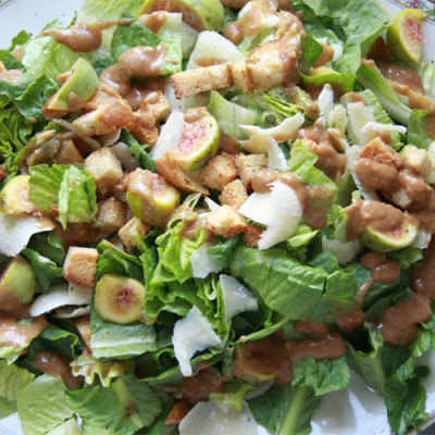 Fig Obsessed: The Salad Edition
