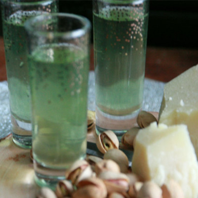 #GettingReadyForTheHolidays: Creme de Menthe