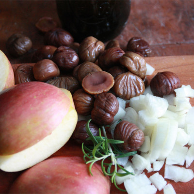 #CelebratingSoup: Chestnut Soup