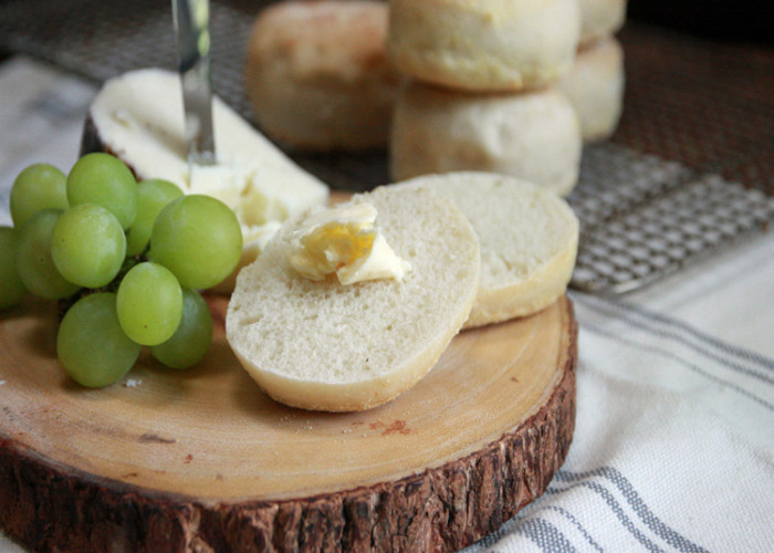 #FromScratch: English Muffins