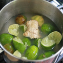 #SundaySupper: Lime and Ginger Cordial