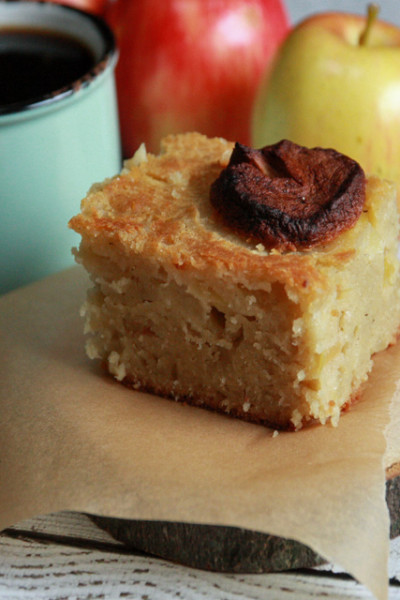 #CelebratingApples: Apple Loaf