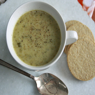 #Soup'sOn: Watercress Soup