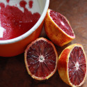 #BacktoBasics: Blood Orange Drizzle Cake