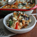 #SecondMondayTreat: Greek Quinoa Casserole