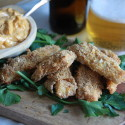 #SundaySupper: Fish Fingers and Old Bay Dip