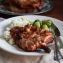 #SundaySupper: Porkchops and Applesauce
