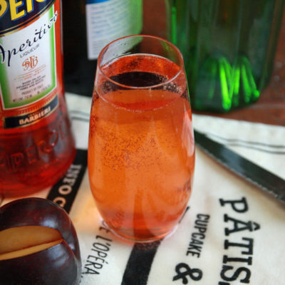 #Brunchweek:  Aperol Cocktail