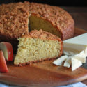 #Brunchweek: Rosemary and Cornmeal Cake