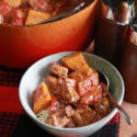 #Chocotoberfest: Chocolate Chili Stew