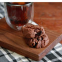 #Chocotoberfest: Chocolate Cherry Cookies