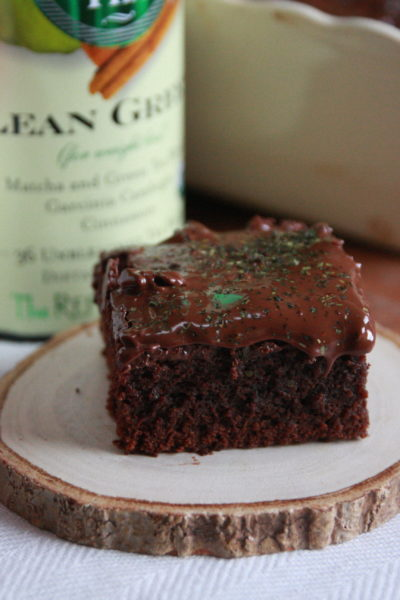 #TastyParTea: Matcha and Green Tea Brownies