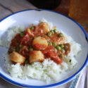 #Soup'sOn: Curry Scallop Stew
