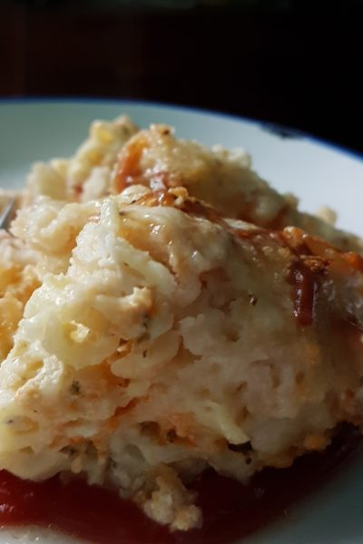 #RecipeMakeover: No Guilt Mac and Cheese