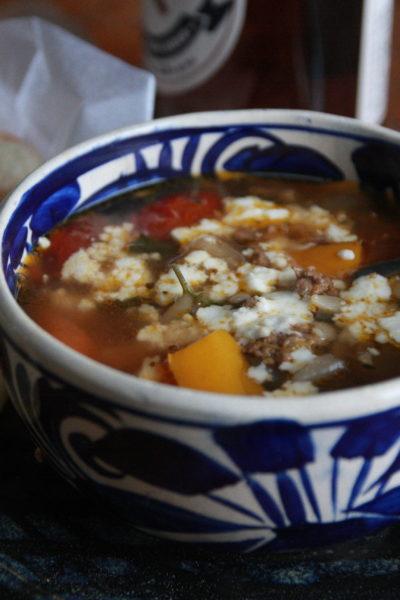 #RecipeMakeover: Moussaka Soup
