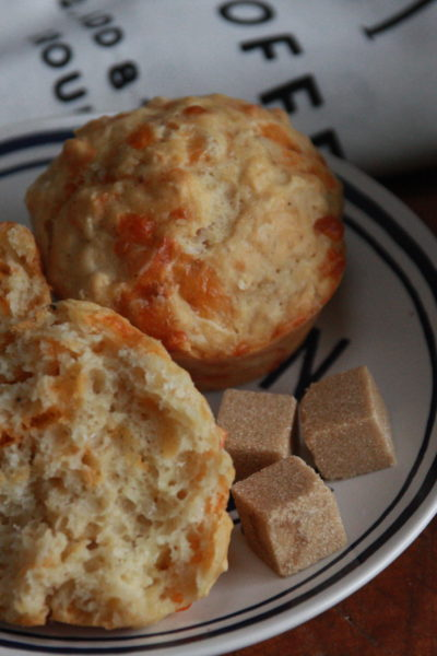 #Brunchweek: Ultimate Cheese Muffins